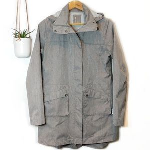 • mondetta • waterproof grey jacket